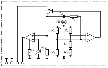 Schemat elektryczny G70